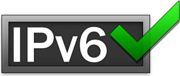 IPv6 ready