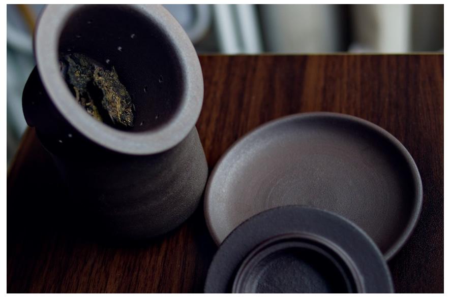 陶作坊老岩泥茶杯