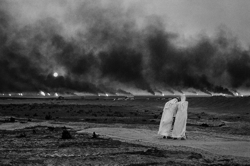 科威特油田