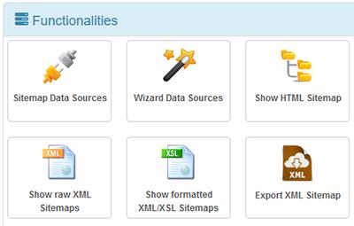 Joomla用JSitemap生成符合百度移动Sitemap协议的网站地图